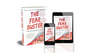 The Fear Buster by Tikiri Herath