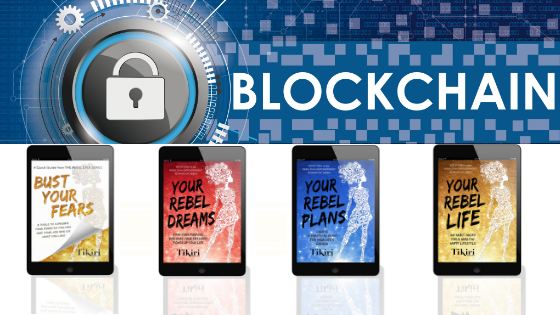 Bleeding Edge Publishing: My Books Are On Blockchain
